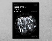 Unravel the Code Exhibition
