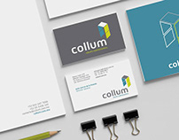 Grupo Collum Diseño de Identidad