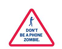 AXA BTP - Don't Be A Phone Zombie
