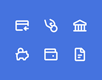 Modulbank — UI Iconography