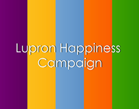 "Lupron Happiness Campaign ""market-plan"""