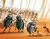 Power of Ants