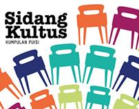 Book Cover Design: Sidang Kultus