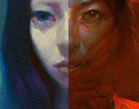 Dual-Live-Painting-Demo