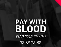 Pay With Blood by Red Cross