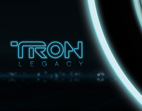 Create your own tron legacy frisbee