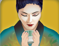 Solera Tea Flavor Labels