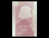 After Life | Movie poster + booklet