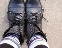 Footwear Portraits