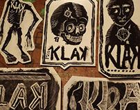 Acrilic stickers