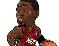 NBA illust