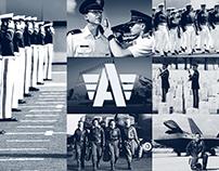 Air Force Academy Athletics Rebrand