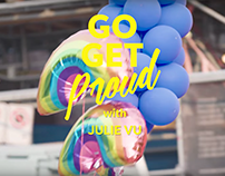 #GoGetProud with Julie Vu