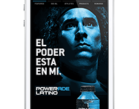 Powerade Latino