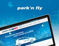 LAF Website Park'n Fly