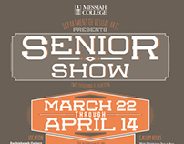 Senior Exhibition Promotional Materials