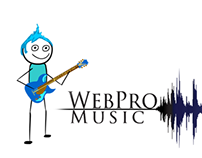 Animated Commercial for WebPro Music