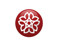"Logo ""The Buddhist Society of Mongolia"""