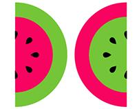 Darinka Cordova Nutriologist - Logo design