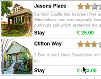 Real Estate, iPhone Application