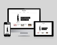 Repetto Responsive Webdesign