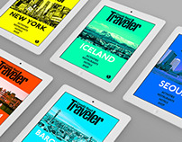 Traveler Magazine App