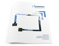 Samanga Solutions Branding Visualization