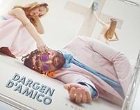 """Dargen D'Amico """"Vivere aiuta a non morire"""" (Cd Cover)"""