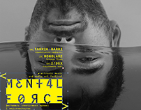 «Mental Force» festival identity