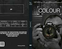 Capa DVD Curta-metragem Colour