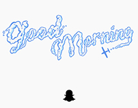 Dynamic Snapchat Filters - Morning, Evening, Weekend