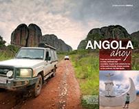 Getaway ANGOLA