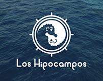 Los Hipocampos | branding project |