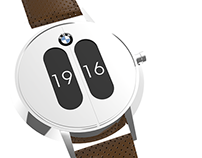 BMW 100th Anniversary Watch