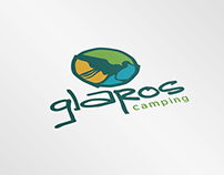 [Logo&Applications] Glaros Camping