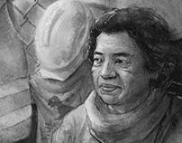 Irene Fernandez Portrait