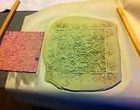 Printing a Tile Backsplash