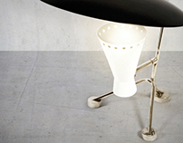 BARRY Lamp | TABLE
