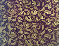 Victorian Floral Filigree