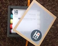 school project: press kit