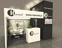 FAIR stand MARAND on Techtextil Frankfurt