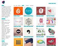 One Page - Portfolio PSD Template