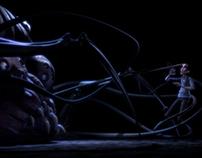 Catharsis : setup & animation (2012)