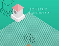 Isometric Art Experiment #1