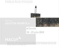 diseño gráfico (catalogo)  taller de Agustin Ibarrola