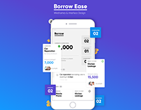 Borrow Ease - Mobile App