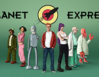 Planet Express (2012)