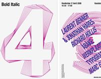 BOLD ITALIC 4