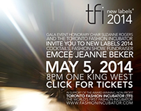 TFI's New Labels 2014