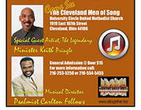 8th Anniversary Cleveland Men of Song